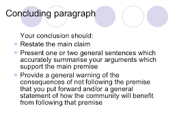 argumentative essay  sweeping generalizations
