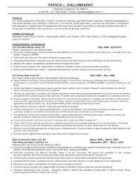 investment banker resume sample investment banker resume business investment banker resume sample