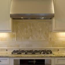tile backsplash kitchen traditional