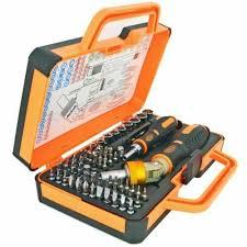 <b>JAKEMY</b> JM-6111 69-in-<b>1</b> Multipurpose Precision Screwdriver Set ...