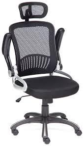 <b>Кресло Tetchair MESH-2 ткань</b>, черный купить в интернет ...