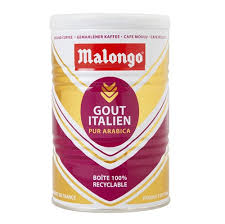 <b>Кофе Malongo Gout</b> Italien (Итальянский вкус), <b>молотый</b>, 250 г
