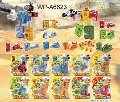"""<b>Робот</b>-<b>трансформер</b> """"<b>Изучаем</b> цифры"""" <b>Junfa</b> YB188-3Y - купить в ..."""