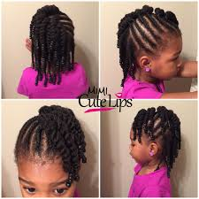 Natural Twist Hairstyles Natural Hairstyles For Kids Mimicutelips