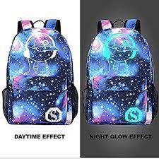 Senkey style Men's Backpack Anime Starry sky ... - Amazon.com