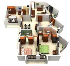 architecture the remarakble 3d house floor plan layout tool and intended for 3d house plans free awesome 3d floor plan free home design