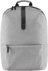 <b>Xiaomi Mi Casual Backpack</b> / ZJB4056CN (<b>серый</b>) Рюкзак купить в ...