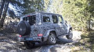 Mercedes <b>G</b>-Class Getting <b>9</b>-<b>Speed</b> Auto Gearbox And AMG ...