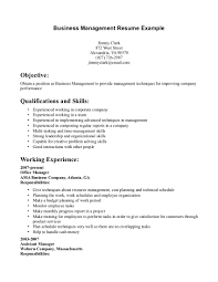 business management resume template best business template business management resume example business management resume qguxefer