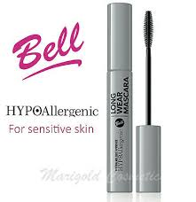 <b>Bell</b> HYPOAllergenic Black <b>Mascara LONG</b> WEAR <b>Lengthening</b> ...