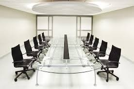 large size of tables overwhelming glass conference room table rectangle shape rounded edges clear glass amazing glass table top