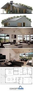 Open Kitchen Living Room 17 Best Ideas About Split Level House Plans On Pinterest House