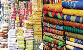 Image result for picture of  Nigerian warehouse full of goods