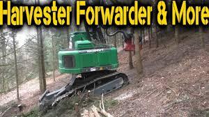 Neuson Forest 183 HVT Track Harvester | UNCUT - YouTube