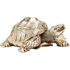 <b>Статуэтка Turtle</b> Gold Small <b>KARE</b> (Германия) купить в интернет ...