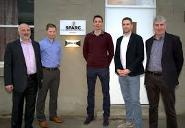 ballyboden st endas dublin gaa gaelic football hurling camogie eamon o reilly proprietor of sparc sports physiotherapy athletic rehabilitation was welcomed to his new clinic in sancta maria last week by