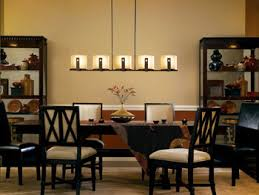 lights dining room