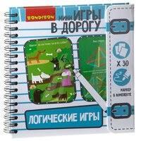 «Настольная <b>игра</b> Bondibon Логические <b>игры компактная</b> ...
