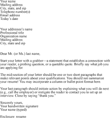 address cover letter subscribe now how to address cover letter