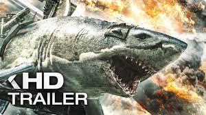 SKY <b>SHARKS</b> Trailer (2017) - YouTube