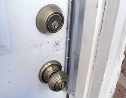 Lock For Front Door  D