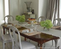 Floral Dining Room Chairs Ideas To Paint The Dining Room Furniture Imanada