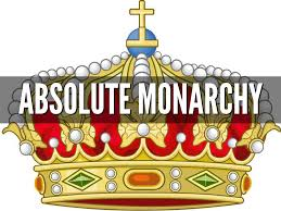 「Absolute monarchy」の画像検索結果