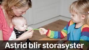 Astrid blir storasyster | <b>Barnkanalen</b>