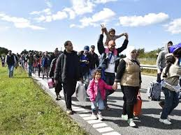 Resultado de imagem para imigrantes europa