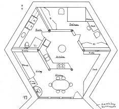 Earth Lodge Plan
