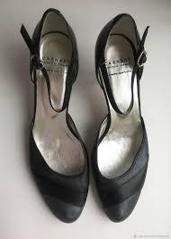 <b>Vintage leather</b> shoes 38.0 R <b>Handmade 100</b>% brand NEW times of ...