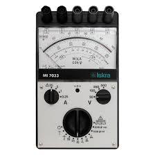 <b>Portable electric</b> meters - Iskra