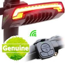 <b>Meilan X5 Smart Bicycle</b> Rear Light <b>Bike</b> Remote Wireless Light ...