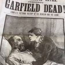 「James A. Garfield assassination」の画像検索結果