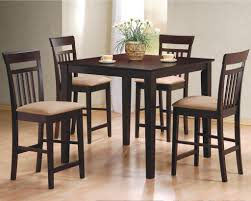small dining tables sets: dining room ideas favorite  awesome photos counter height small dining table dinette
