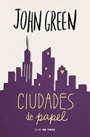 Resultado de imagen para nuevas portadas john green