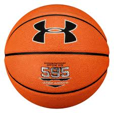 <b>Баскетбольный мяч Under Armour</b> 595 Indoor/Outdoor Basketball