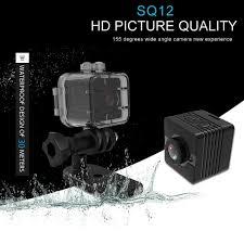 SQ12 Full HD 1080P Video Mini <b>Camera DV</b> Sport IR Night Vision ...
