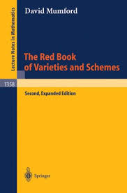 The <b>Red Book</b> of Varieties and Schemes | SpringerLink