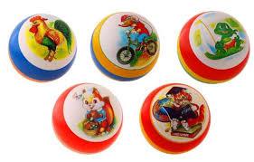 <b>Мяч D200</b> с рисунком - купить в магазине развивающих игрушек ...