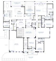contemporary house plans with courtyard small house design cabin floor plan plans loft