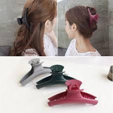 2017 New Fashion <b>Simple Hair Clip Hair Claw</b> Hair accessories for ...
