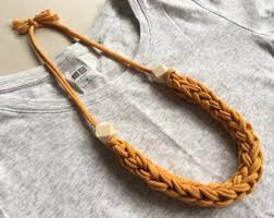 Tshirt necklace   Etsy