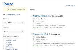 candidate sourcing recruit directly search for candidates in indeed from your recruit account