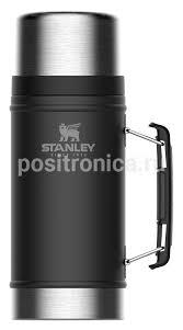 Купить <b>Термос Stanley</b> The Legendary <b>Classic Food</b> Jar черный ...