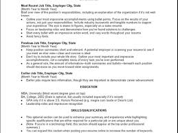 sample resume resume cover letter resume examples  writing job     Sample Resume Sle Cto Restaurant Manager Resume