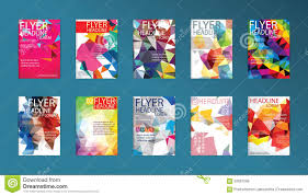 set of flyer brochure design templates flyers posters and plac set of flyer brochure design templates flyers posters and plac