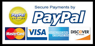 Image result for we accept paypal