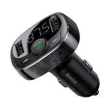 Baseus S - 09A <b>Bluetooth</b> 4.2 <b>Car</b> Charger <b>FM Transmitter</b> MP3 ...