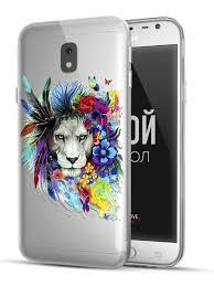 <b>Чехол</b> для Samsung Galaxy J3 2017 . Накладка - бампер на ...